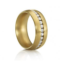 series gold ring