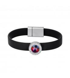 Colori schwarz cz Bracelet