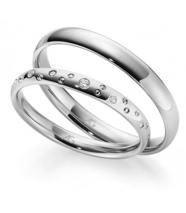 Weddingring U43