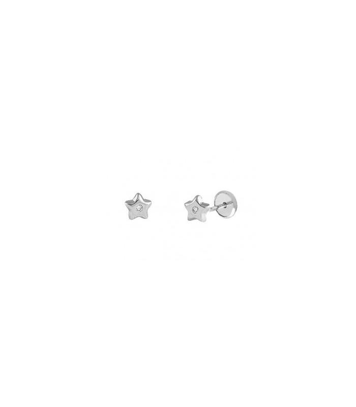 ee44f660bdc5 Pendientes de oro blanco pequenos – Joyas de plata