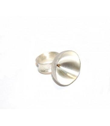 Tibetan bowls ring