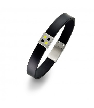 Bracelet man square