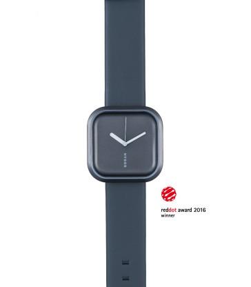 Varï Watch stone grey