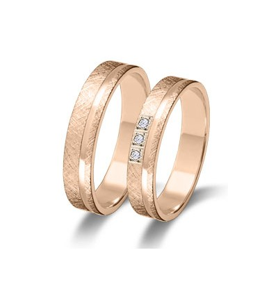 Trend wedding rings