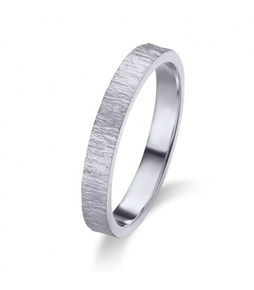 Textures wedding rings