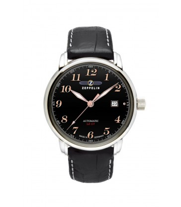 Watch Zeppelin LZ127 Count