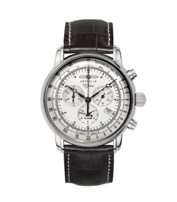 Rellotge Zeppelin Cronógrafo con Alarma 100 Jahre
